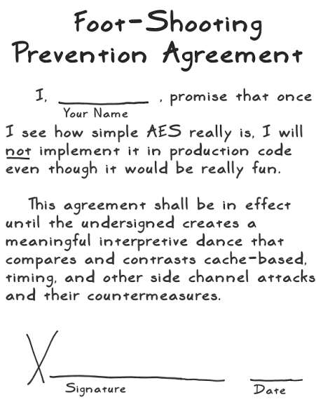 aes act 3 scene 02 agreement